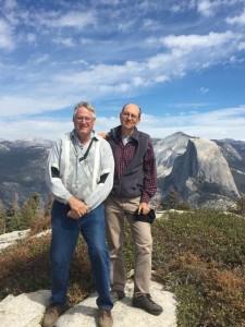 Dale at Yosemite