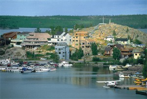 yyf-yellowknife_old-town_terry-parker-and-nwtt